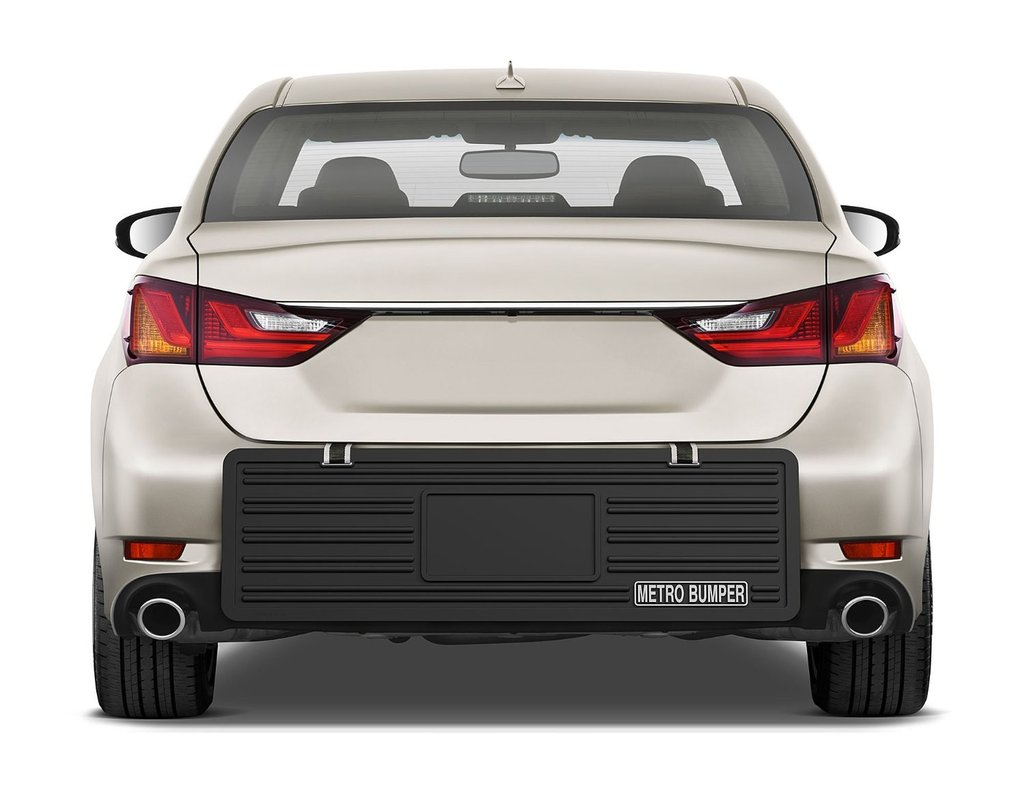 MetroBumper Rear Bumper Guard