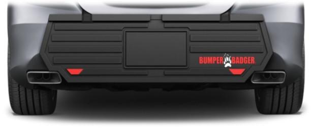 Bumper Badger HD Rear Bumper Guard