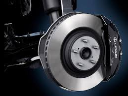 Brake Pad Replacement w/ Rotor Replacement